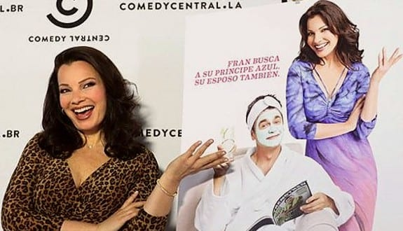 2012 03 10 nanny Televisión: A Fran Drescher le tomó tiempo aceptar la homosexualidad de su ex esposo