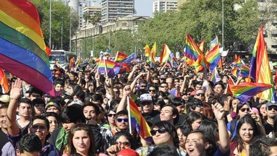 las minorias en chile:
