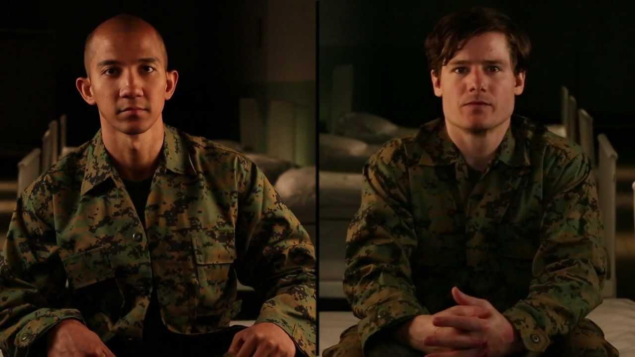 militar gay Derecho